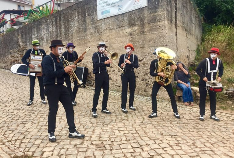 Mimo's Dixie Band - Mimo's Street Parade