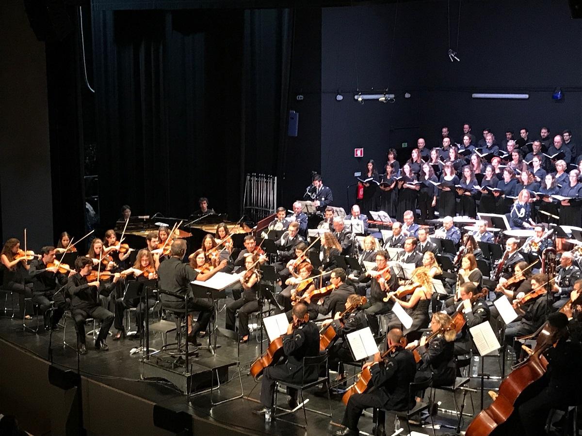 Carmina Burana com Choral Phydellius e Banda Sinfónica da PSP